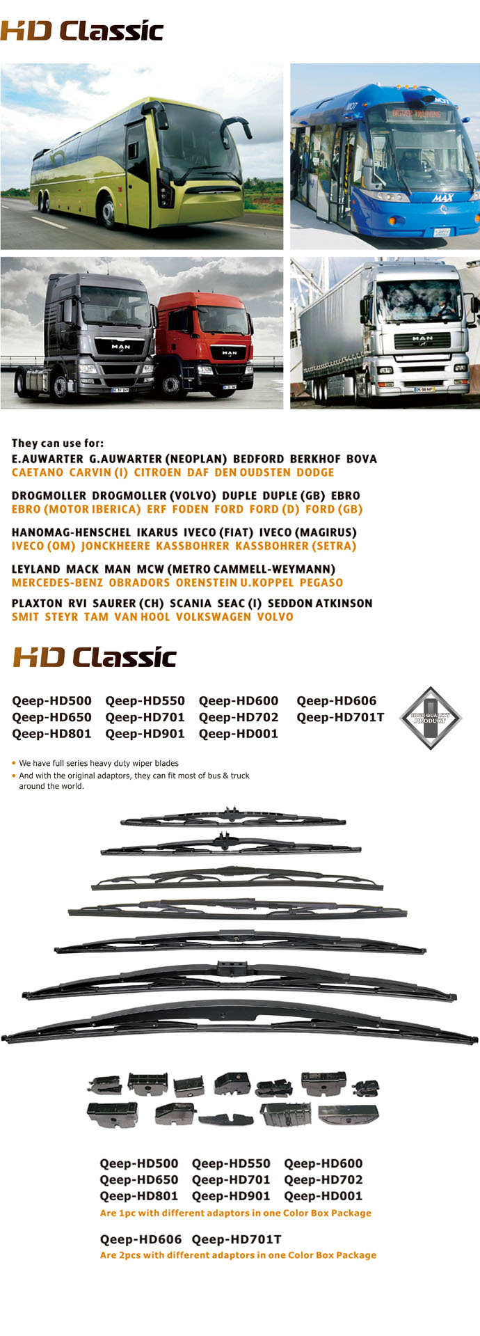 Qeep Auto Spare Parts Limited  Qeep wiper blade, competitive